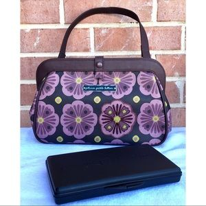 Petunia Pickle Bottom Bavarian Bliss Clutch